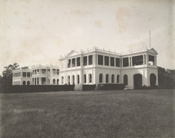 [Government House,] Ghindy [sic].